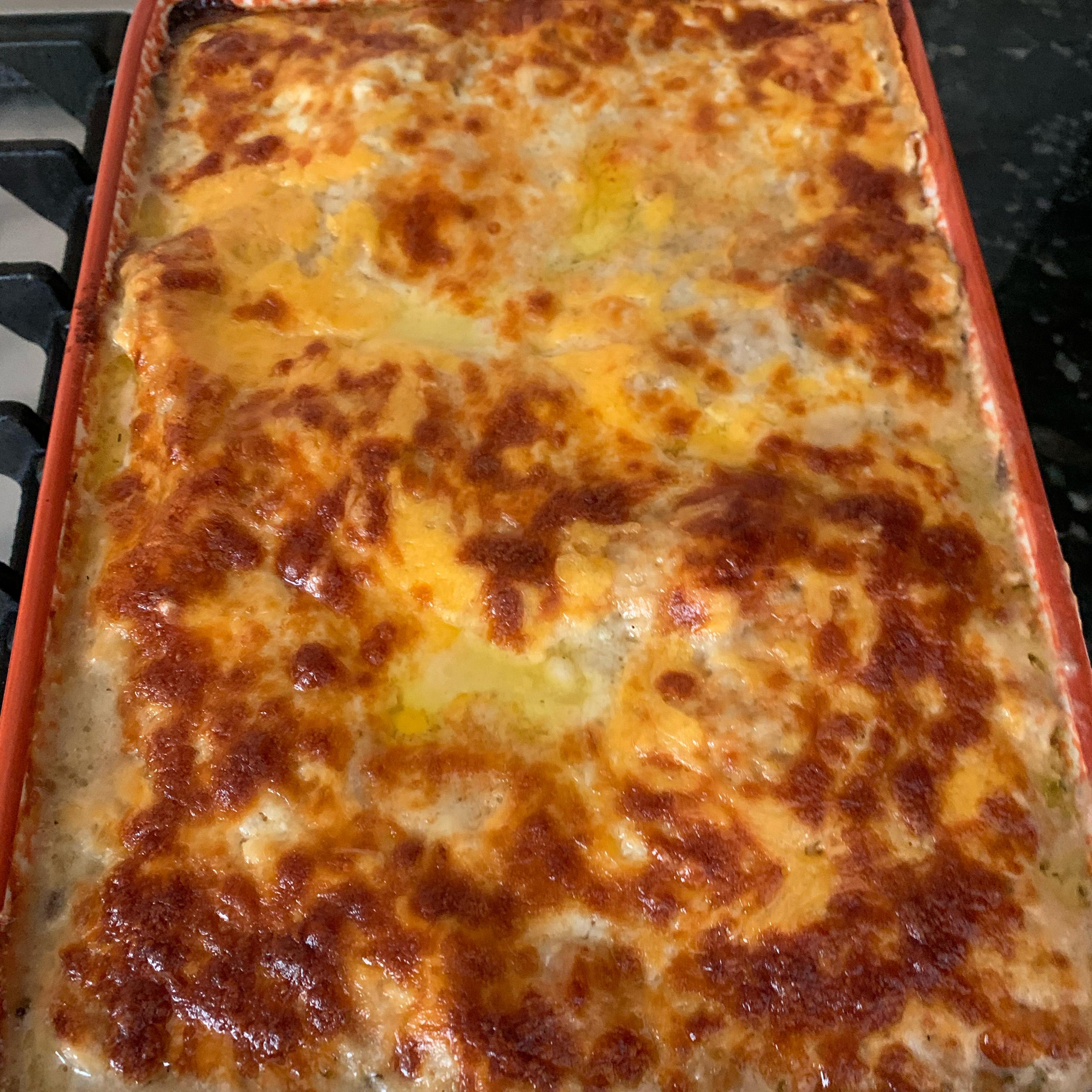 Seafood Lasagna II