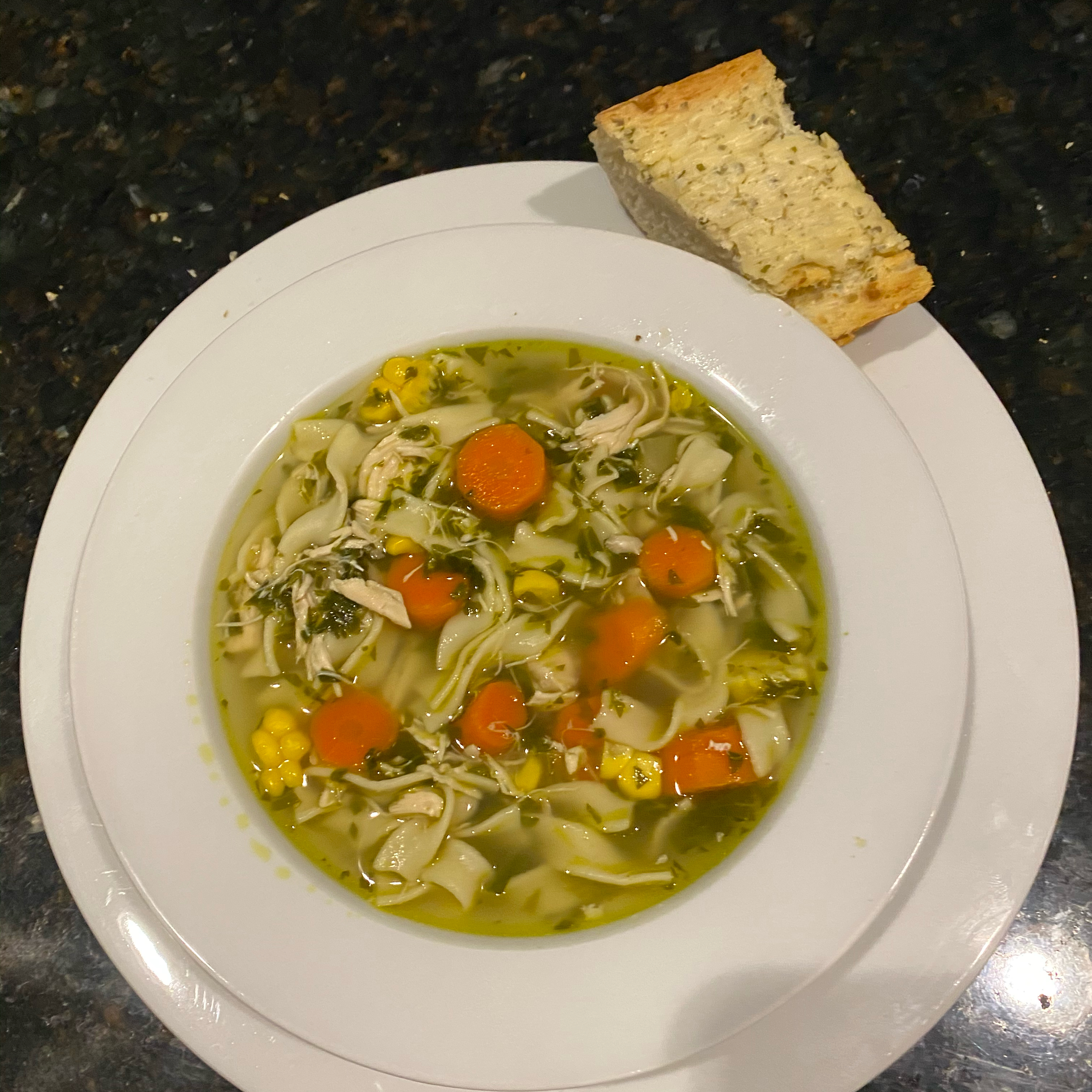 Never-Fail Chicken Noodle Soup