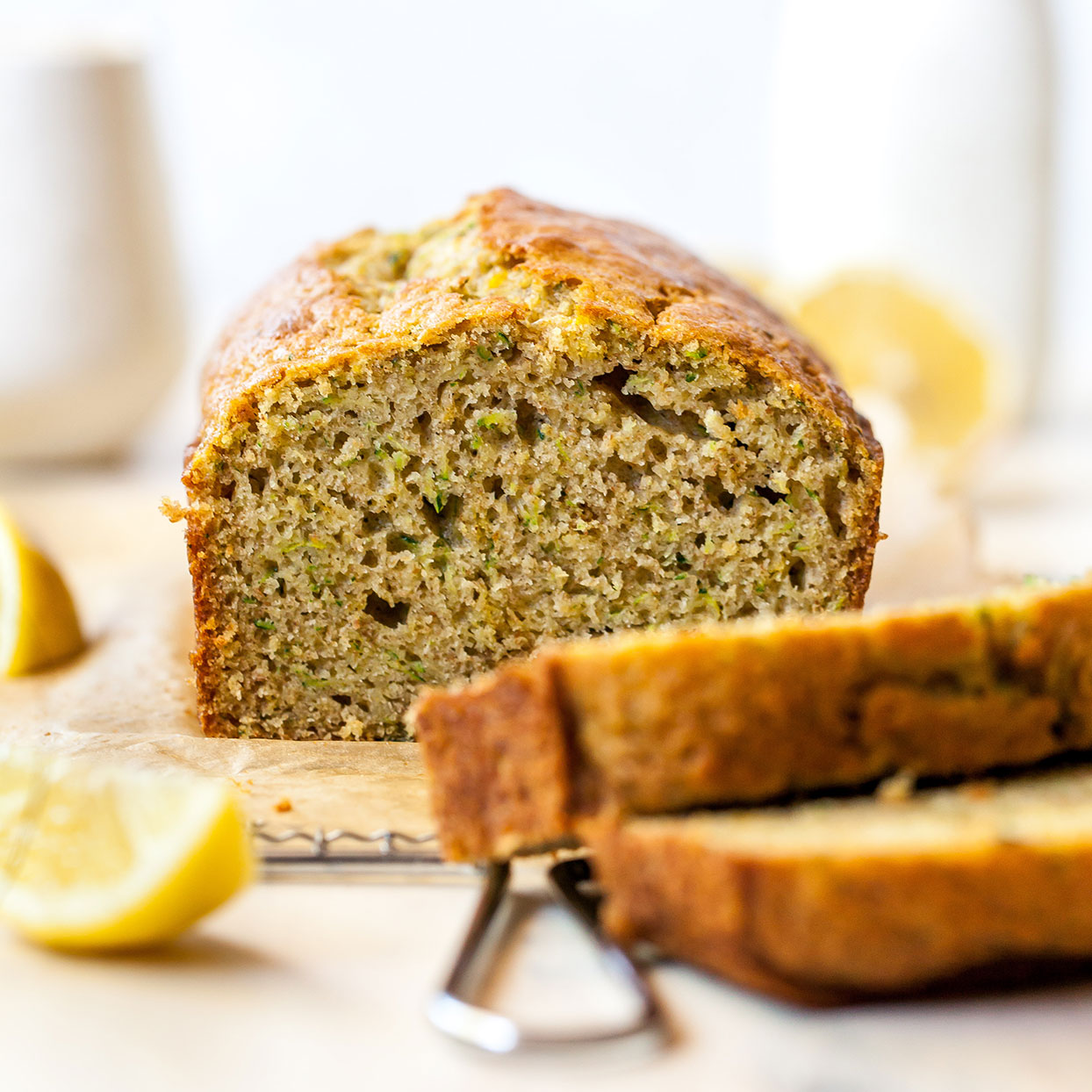 Lemon Zucchini Bread Trusted Brands