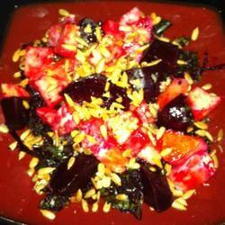 Beet, Orange and Apple Salad Sir_Angus