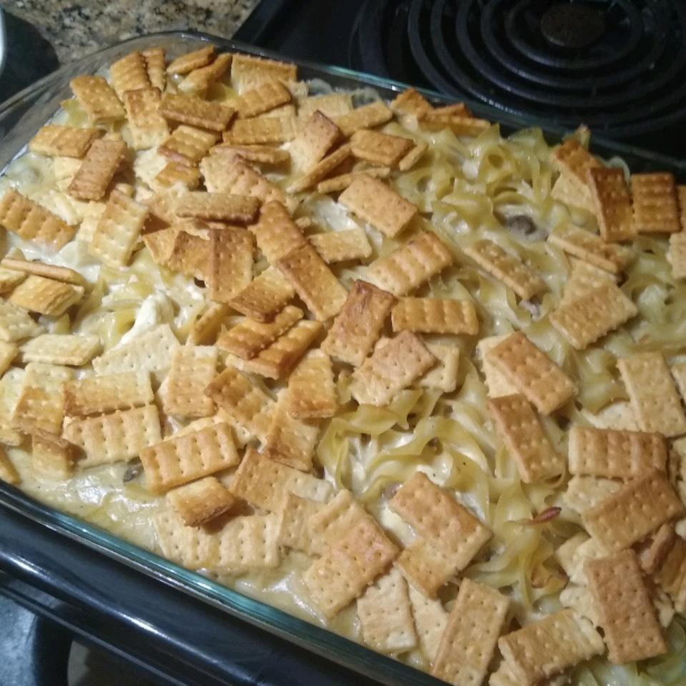 Chicken Noodle Casserole I Bob Bartnick