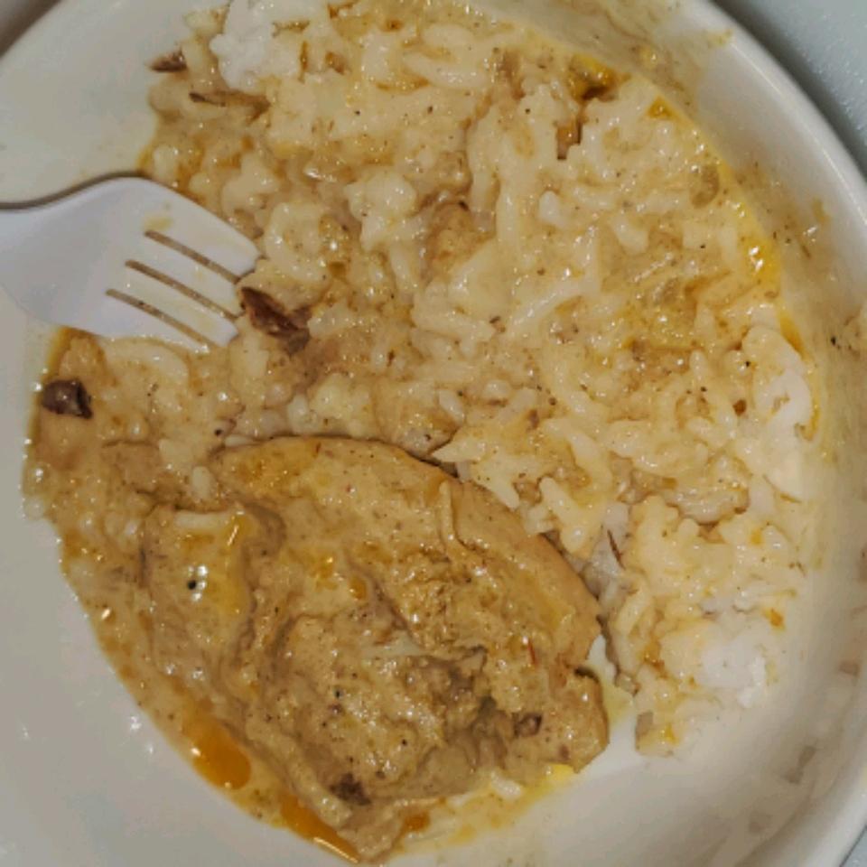 Chicken Korma nichole williams