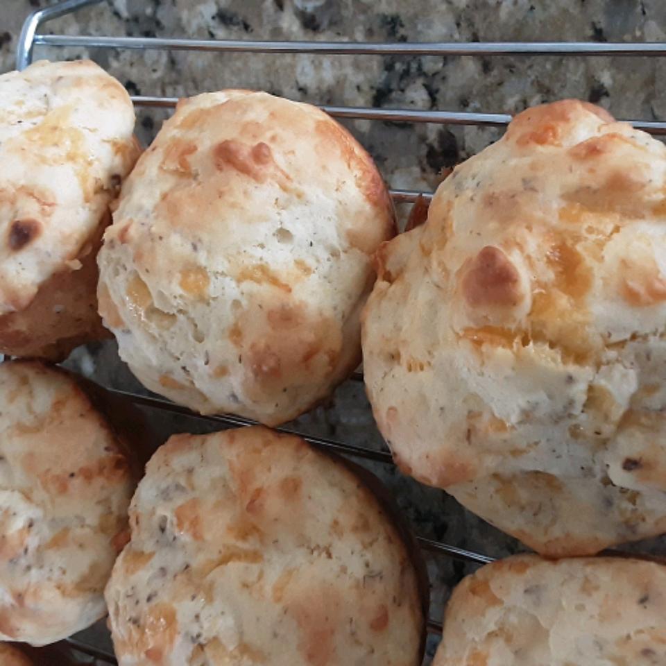 Cheddar Muffins Steve-O