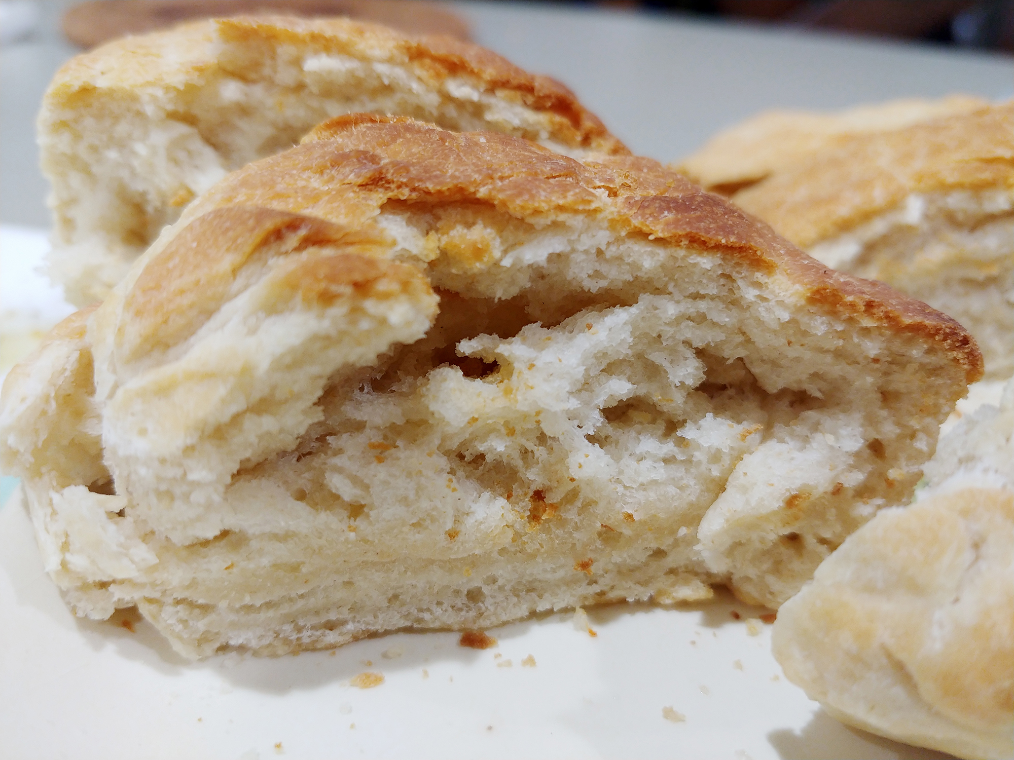 Soft and Chewy Balkan Bread Jerry Em