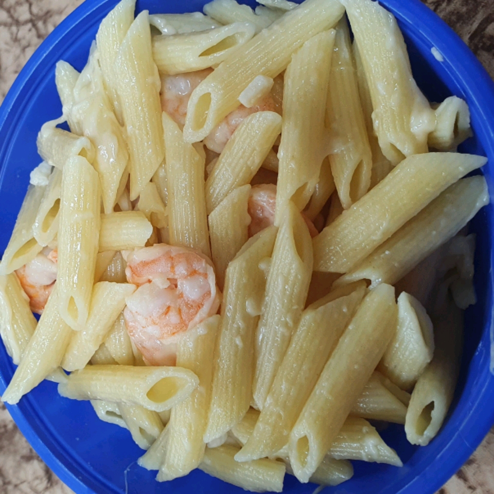 Easy Lemon-Shrimp Pasta Nicole Wisdom