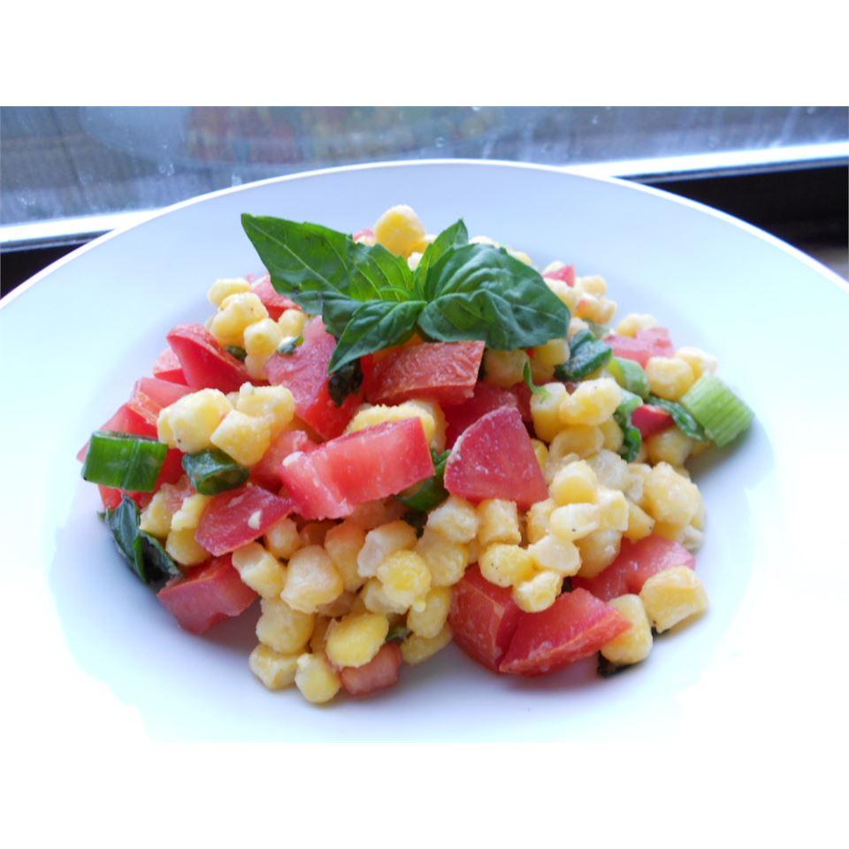 Summer Corn Salad kellieann