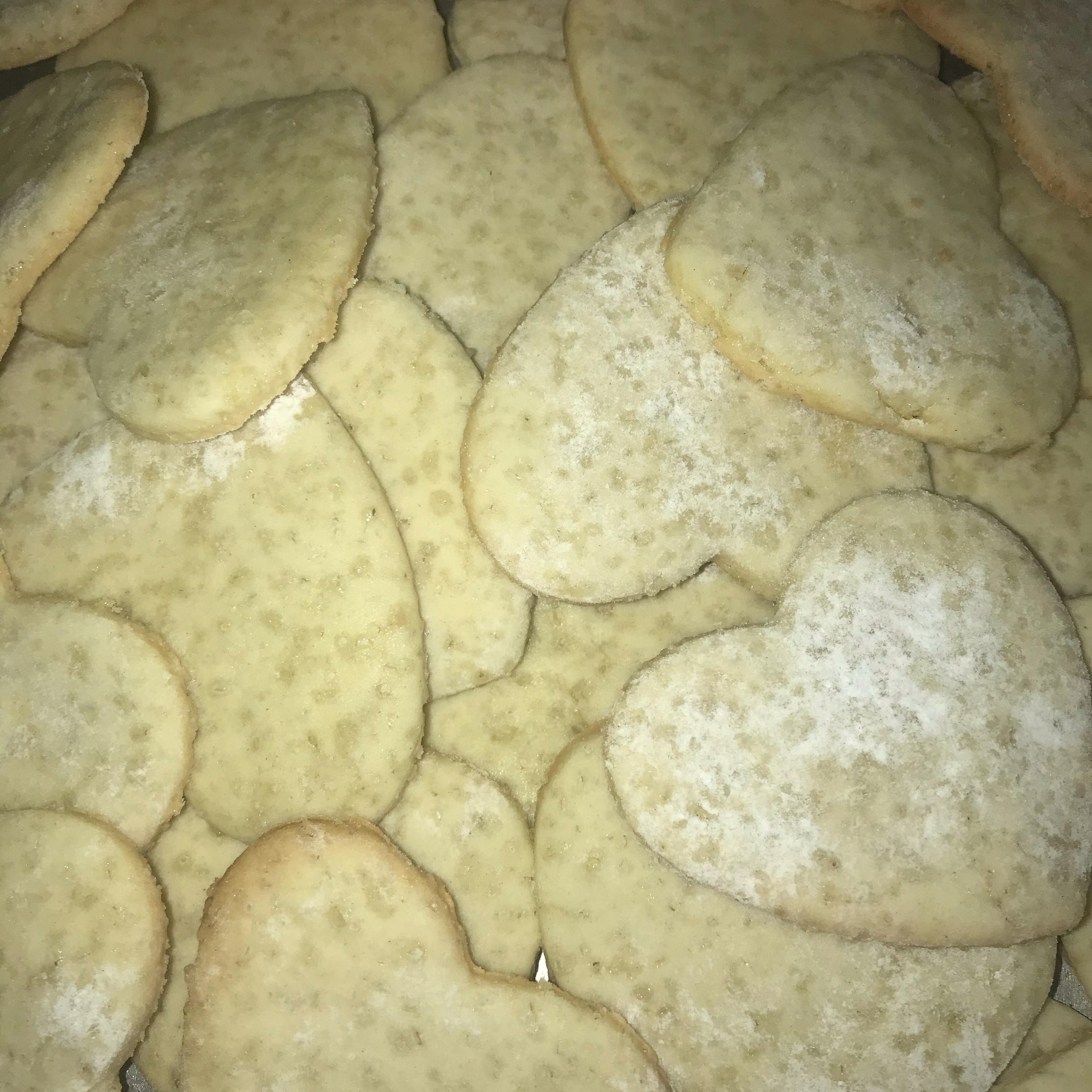 Grandmother's Brown Sugar Cookies