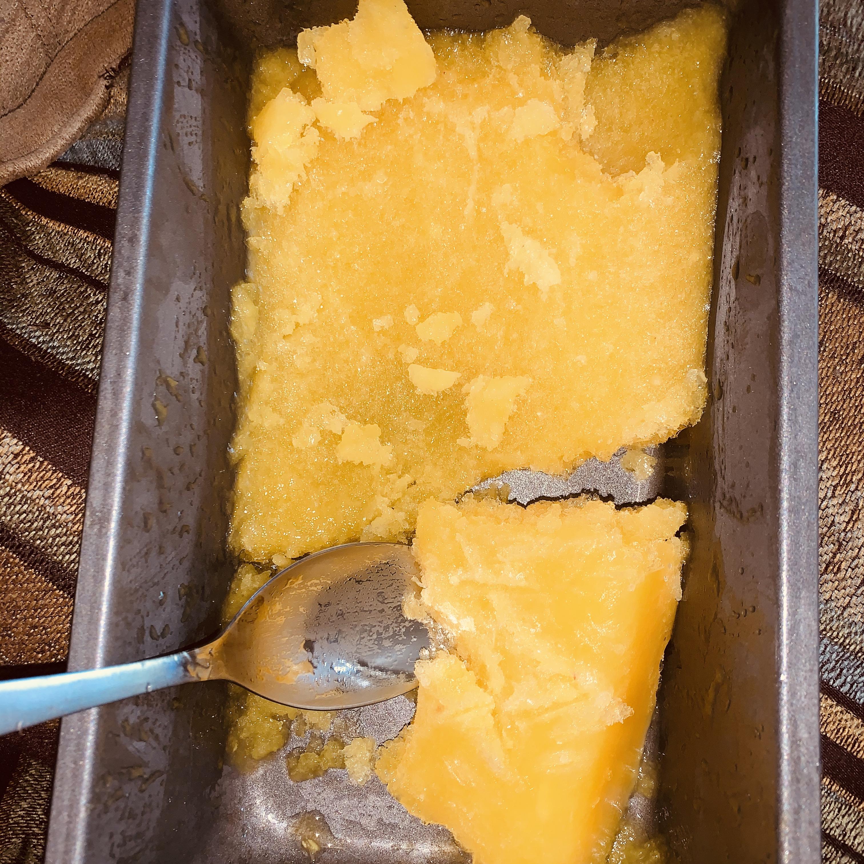 Mango Sorbet samira