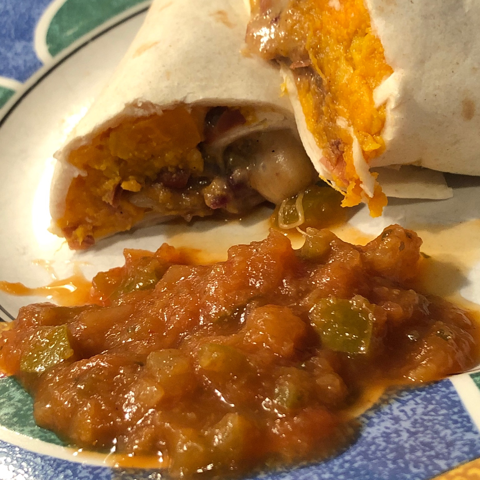 Addictive Sweet Potato Burritos MichaelP72