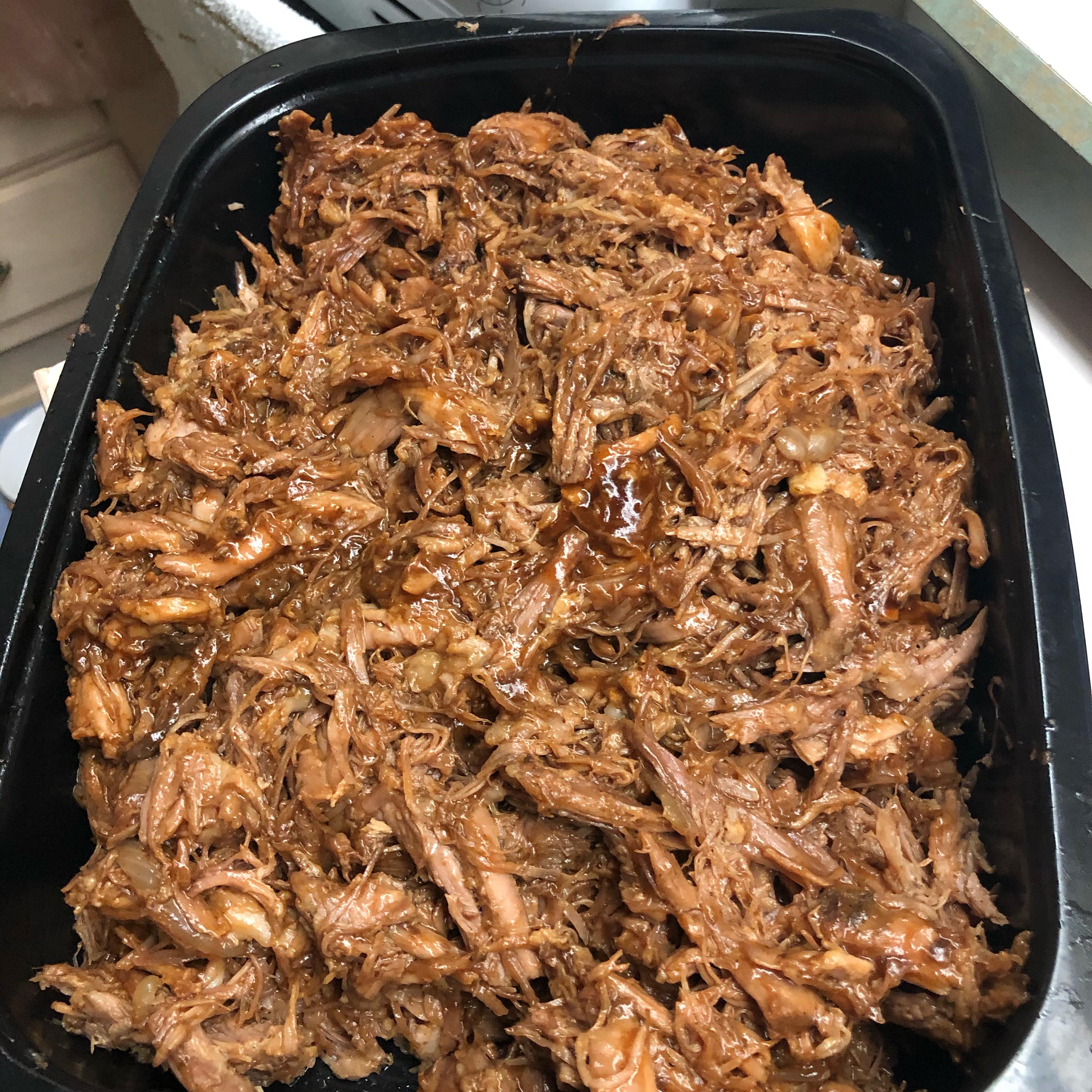 Anyone Can Make BBQ Pulled Pork Debby Longley