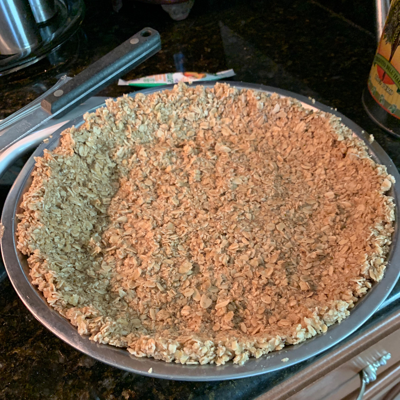 Oatmeal Pie Crust plala23