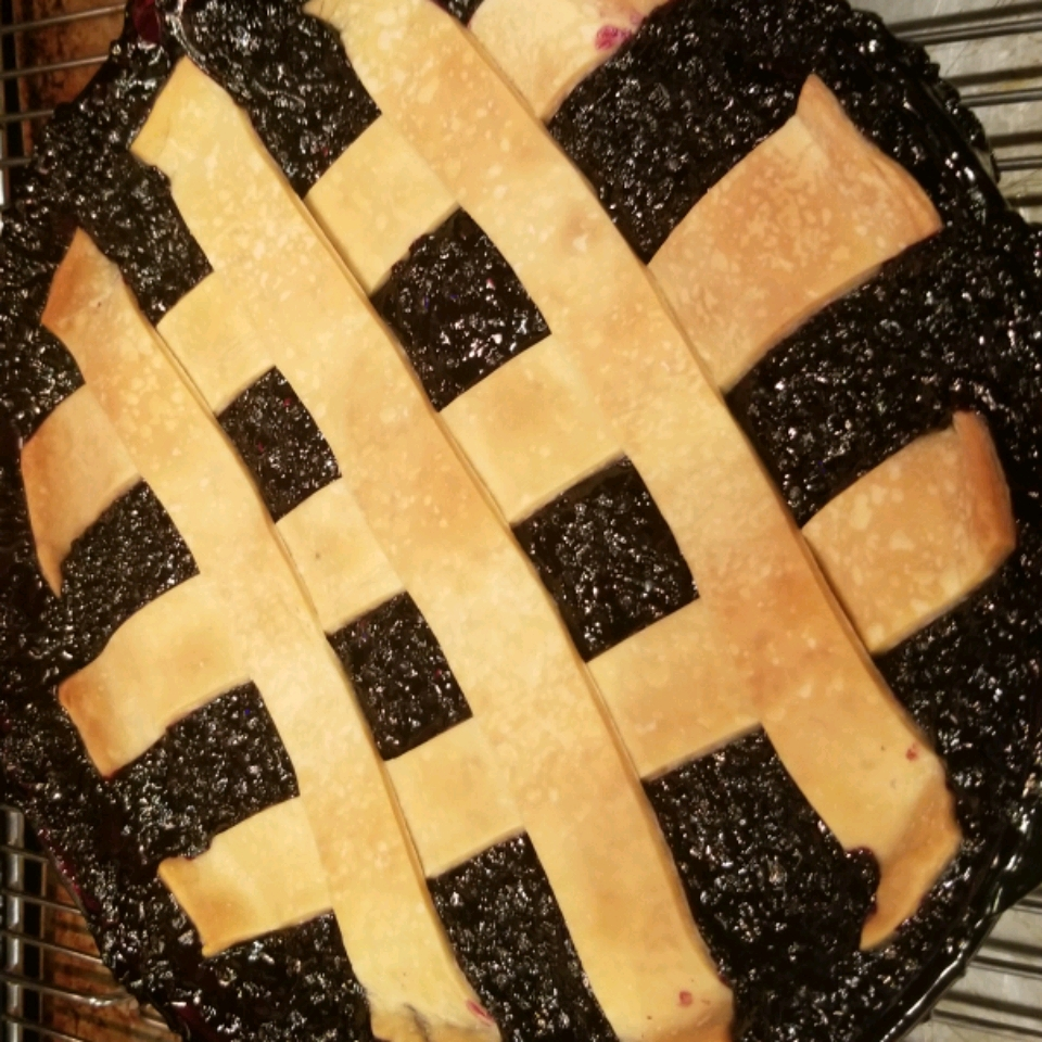 Elderberry Pie II Esther Kenagy