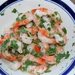 Margarita Grilled Shrimp Brendan