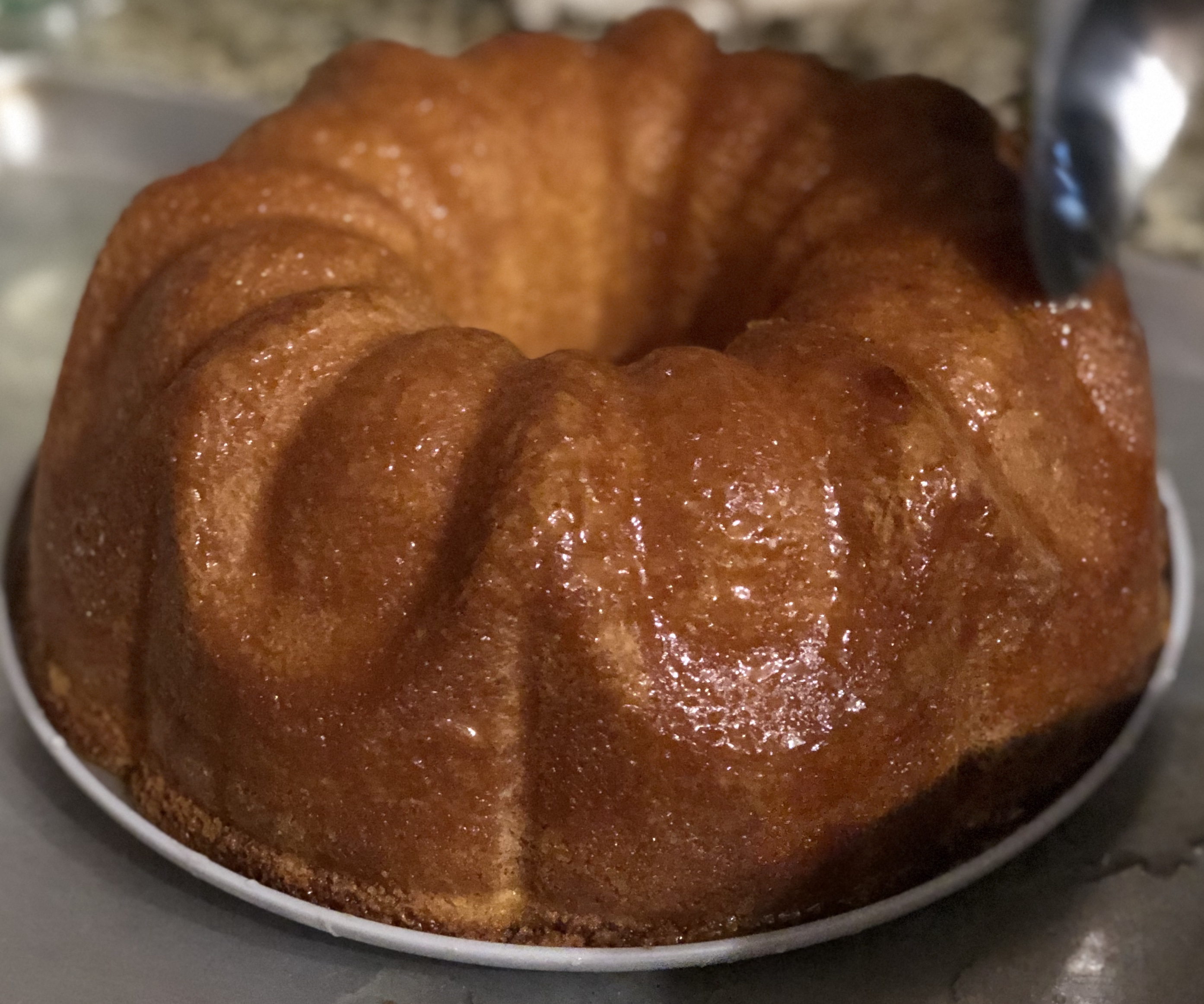 Five Flavor Pound Cake I Rosa Ann Jones