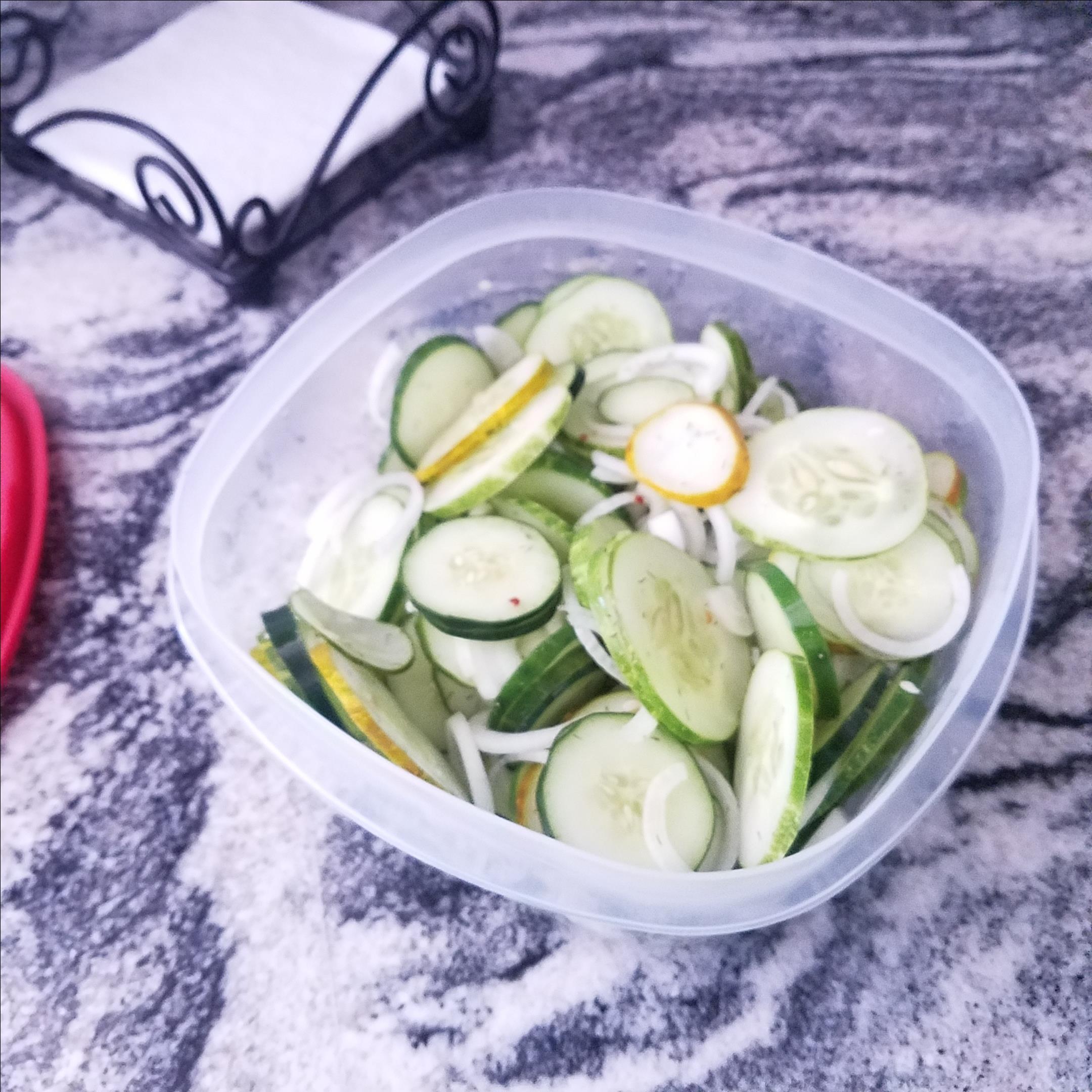 Cucumber Salad I
