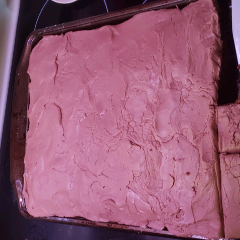 Texas Sheet Cake I