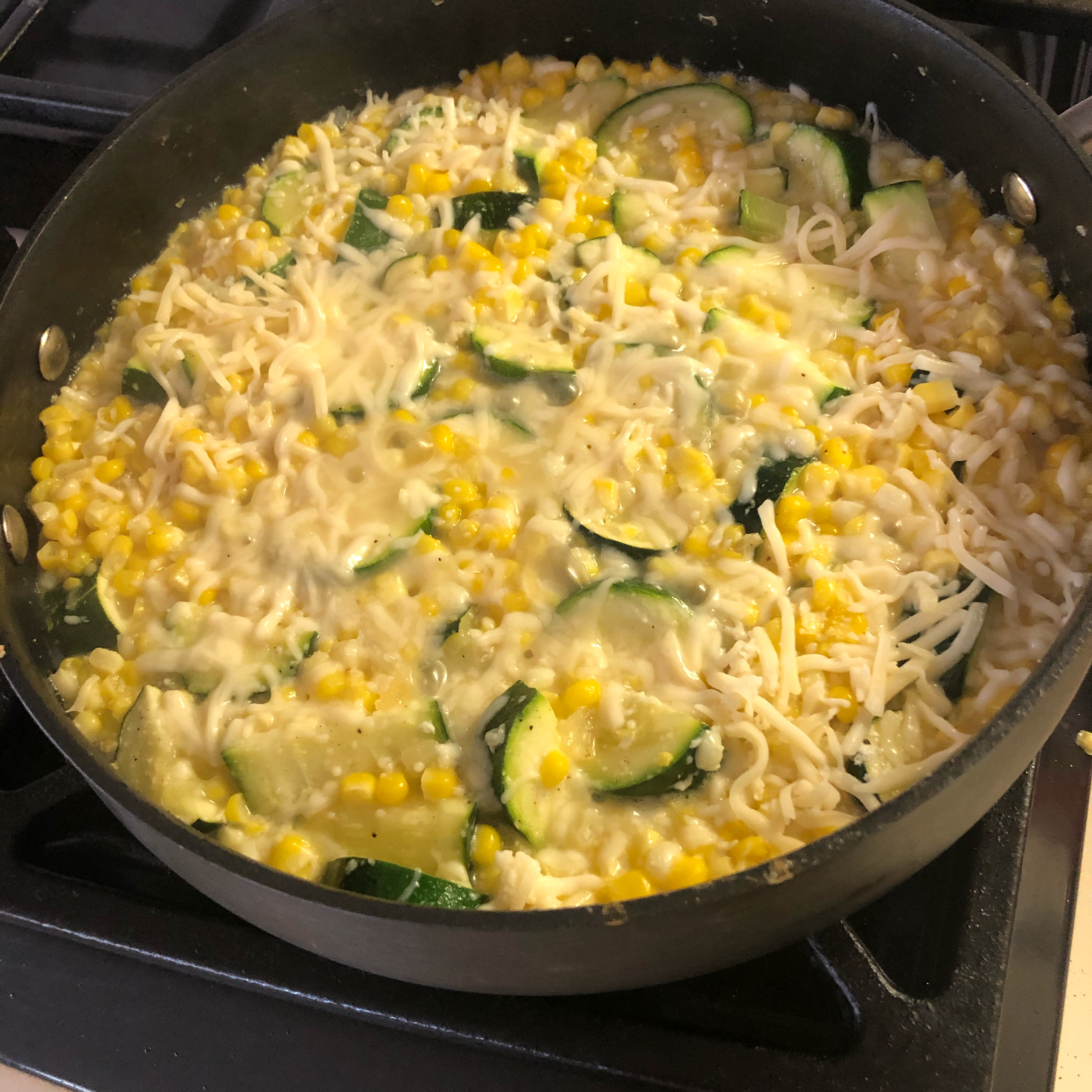 Calabacitas con Elote (Mexican-Style Zucchini with Corn)