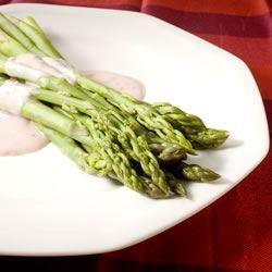 John's Raspberry Asparagus