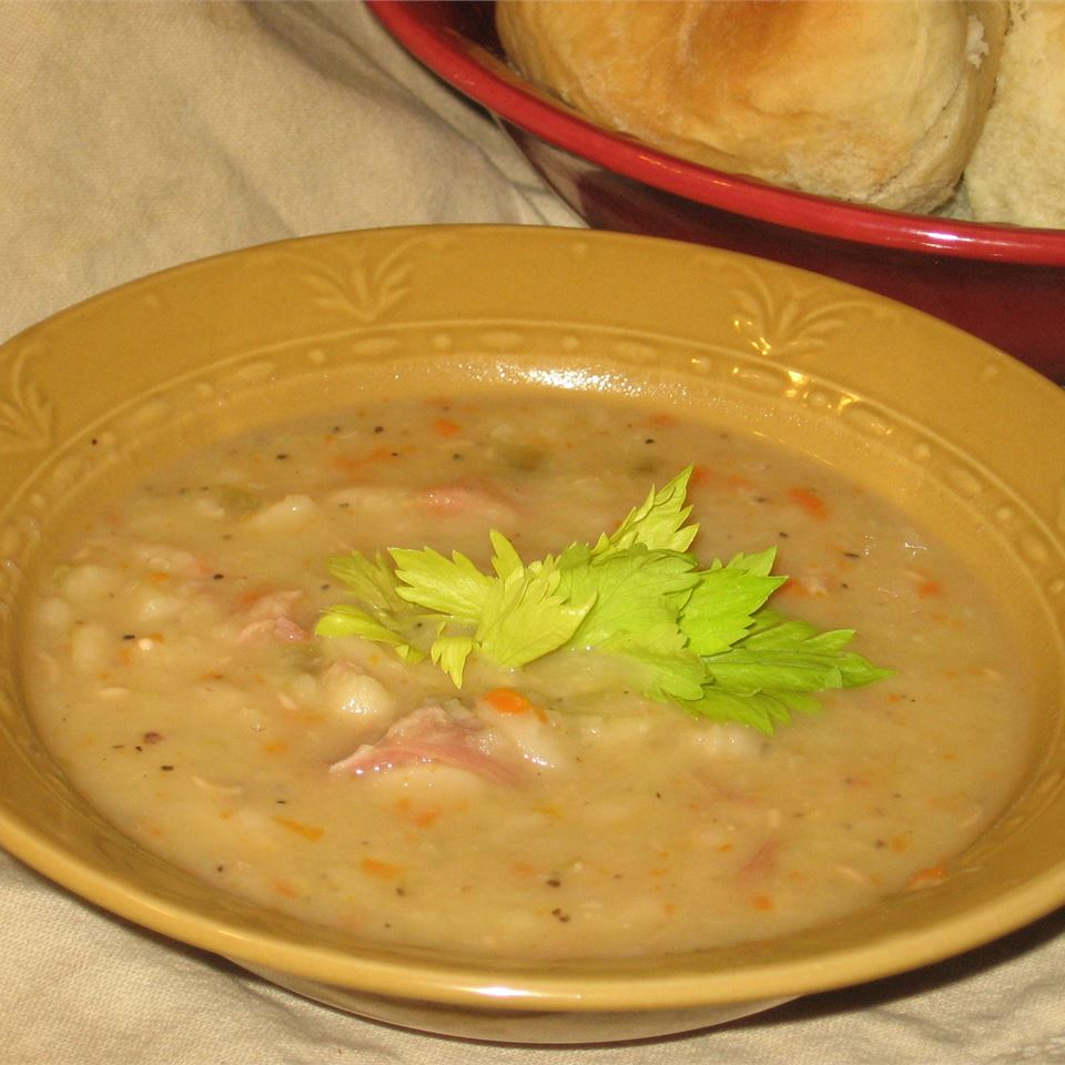 Bean Soup Trish Beier