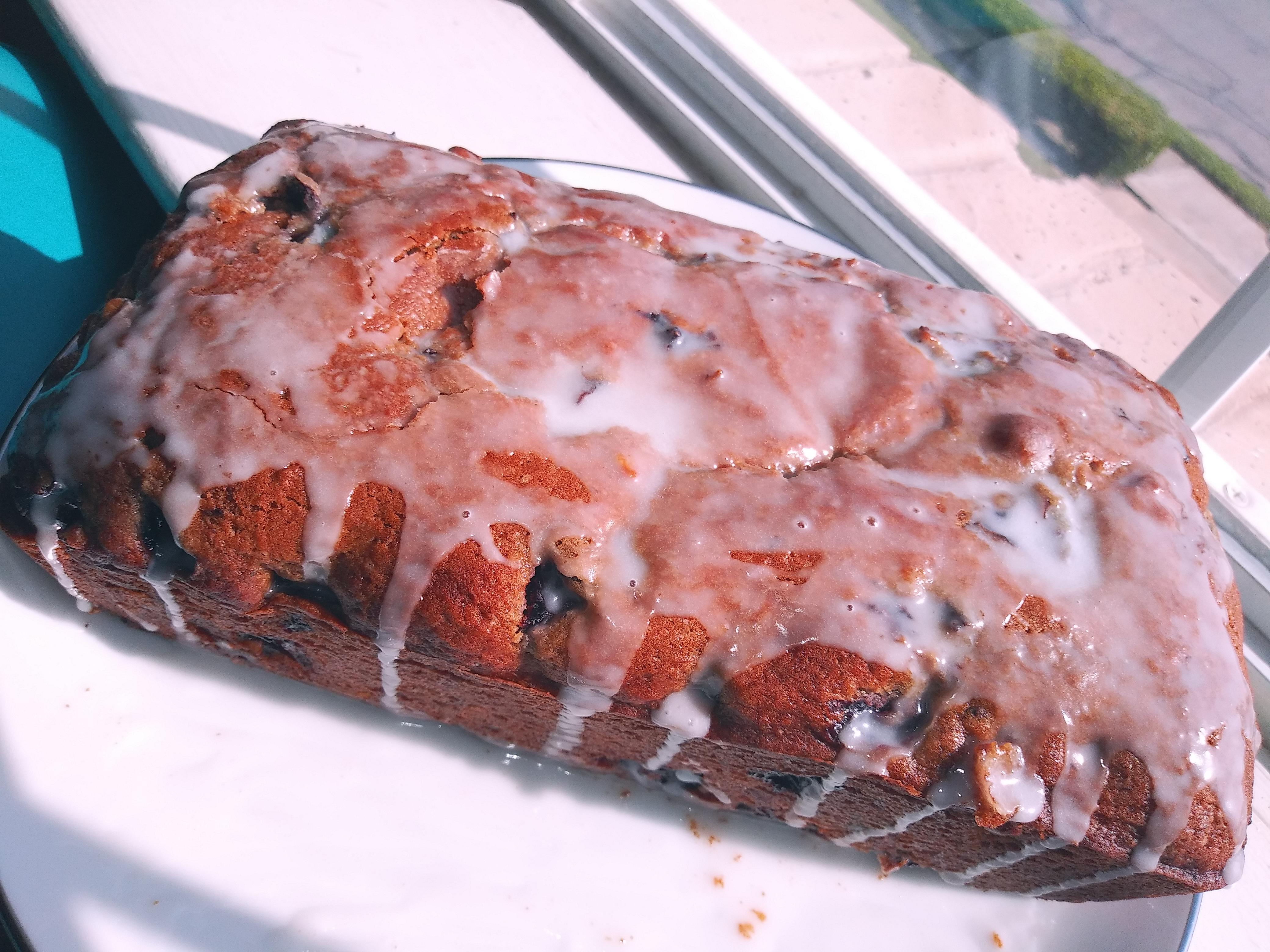 Cherry-Chocolate Loaf anne.r.key