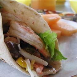 Grilled Shrimp Tacos Wyattdogster