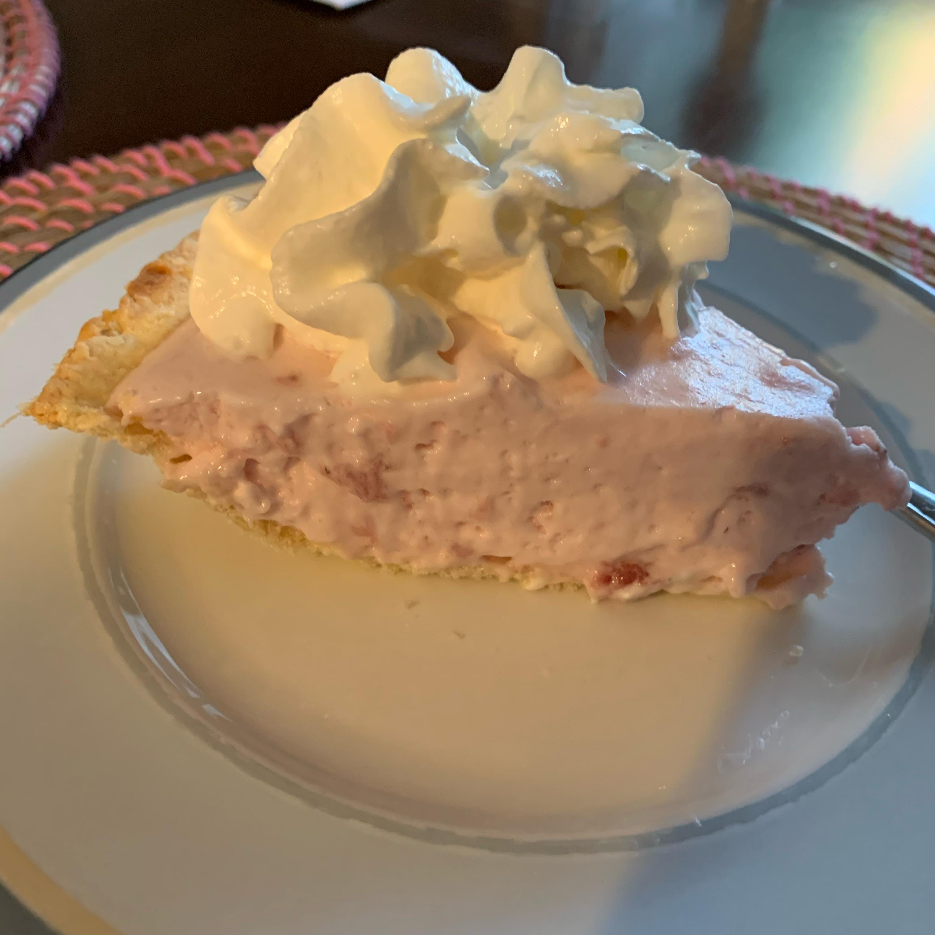 Fruit Chiffon Pie