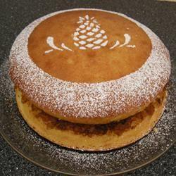 Pineapple Mojo Cake