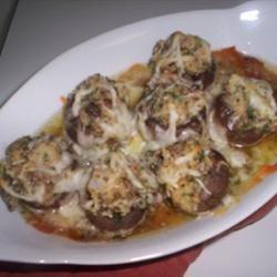 Bob's Stuffed Mushrooms