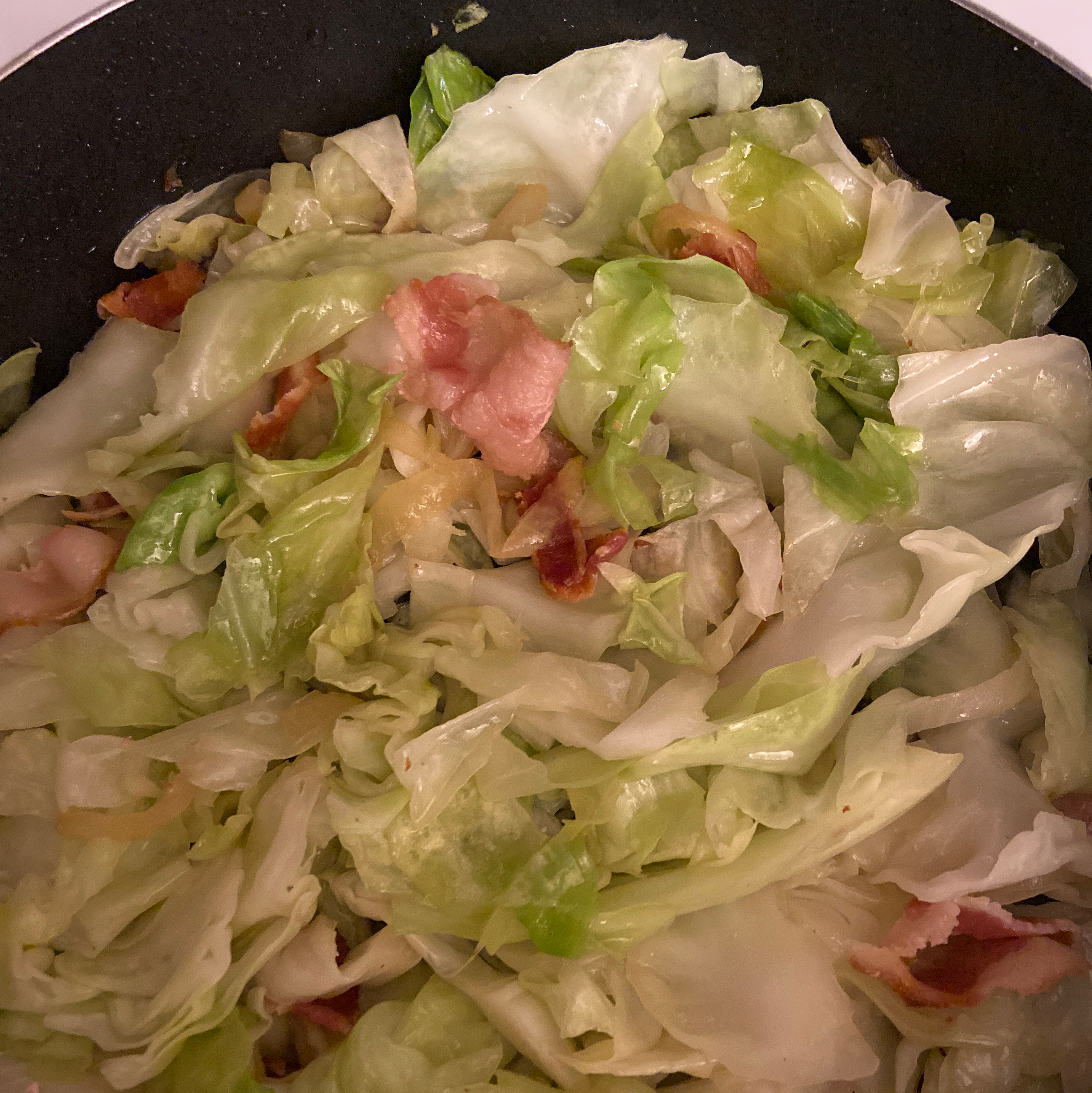 Fried Cabbage II