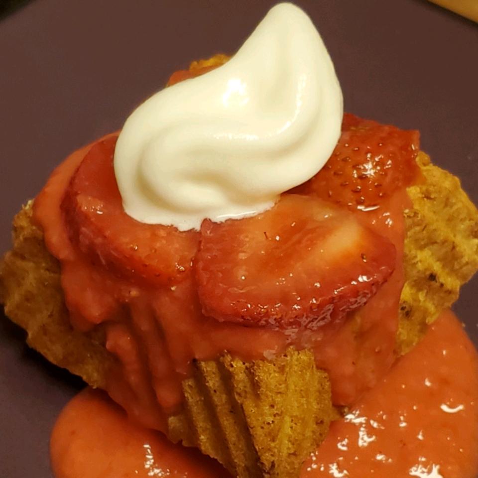 Old-Fashioned Shortcake