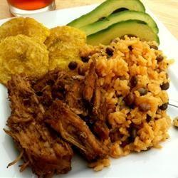 Slow Cooker Pernil Pork LatinaCook