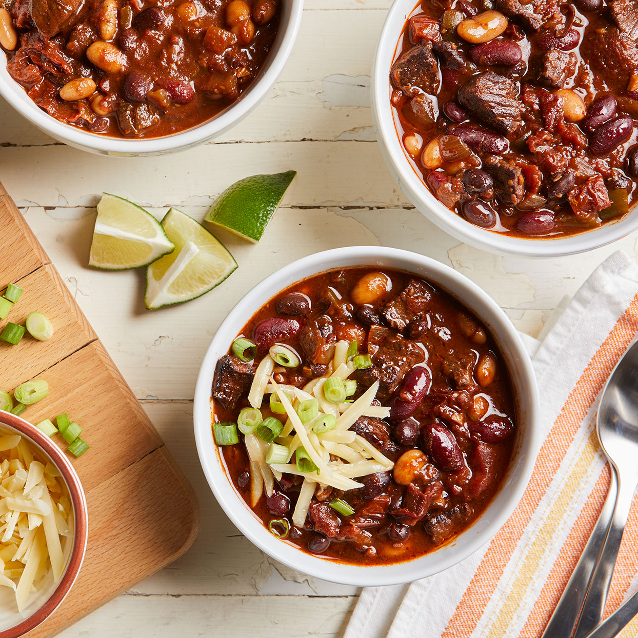 Three-Bean Chili Trusted Brands