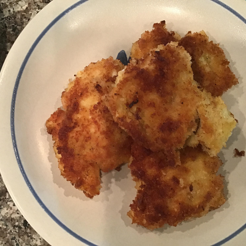 Crispy Panko Chicken Breasts
