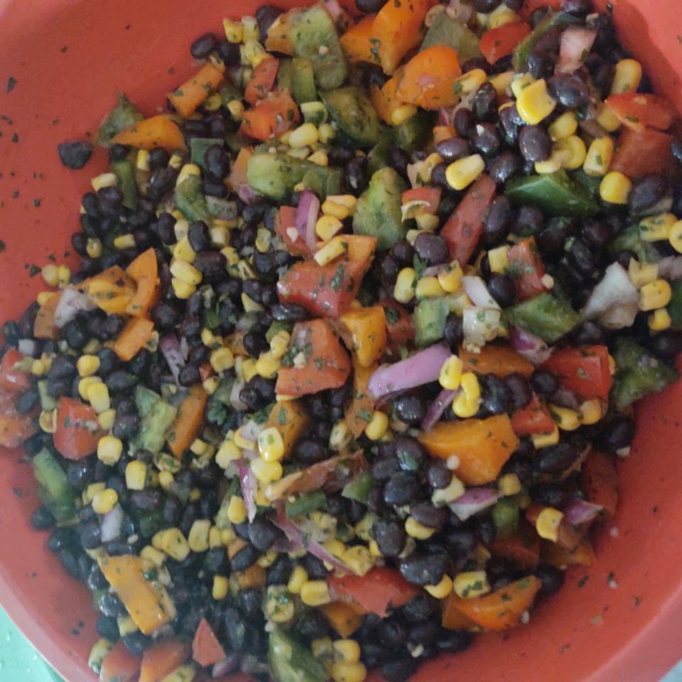Black Bean and Corn Salsa Emily