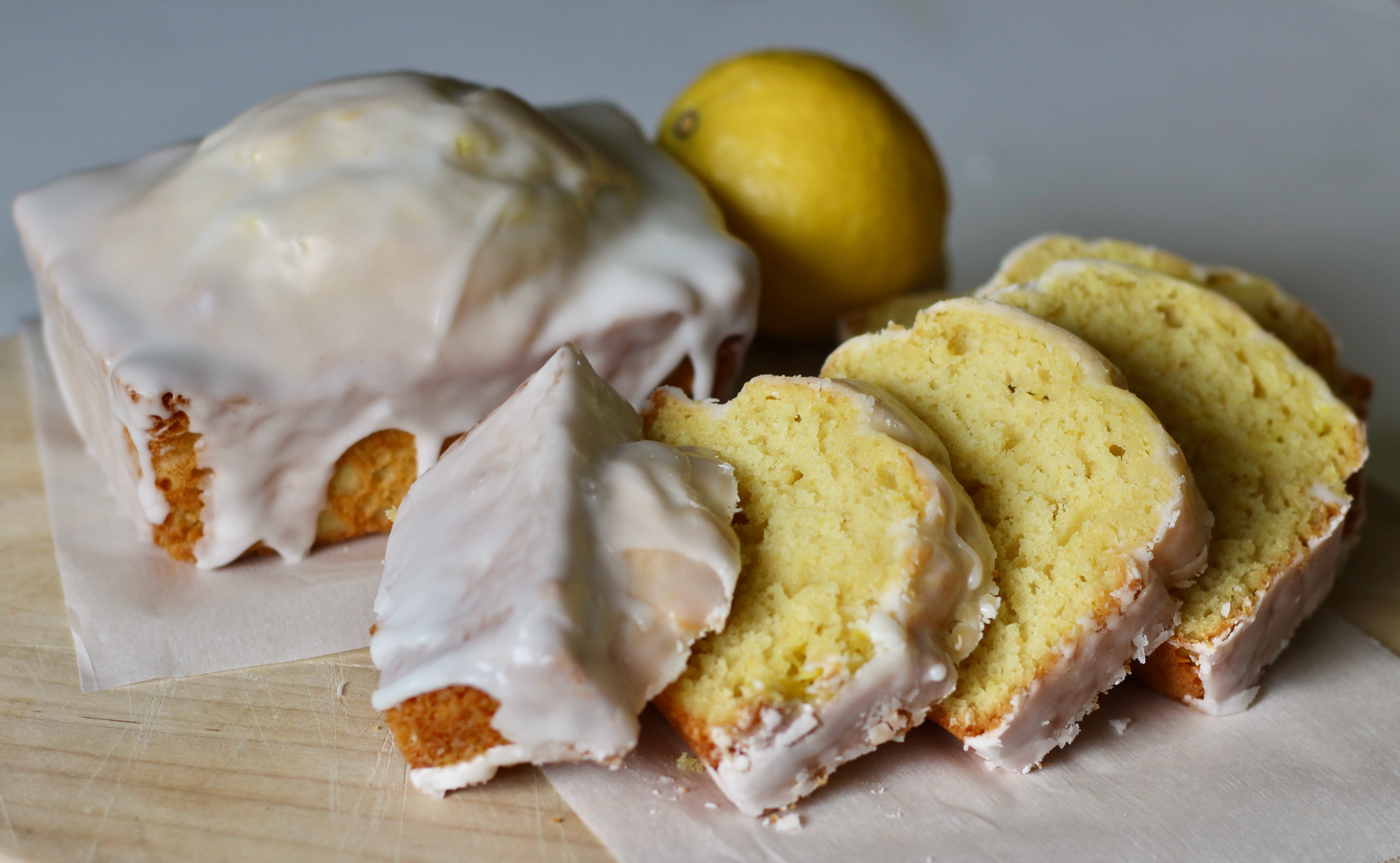 Lemon Loaf Cake SunnyDaysNora