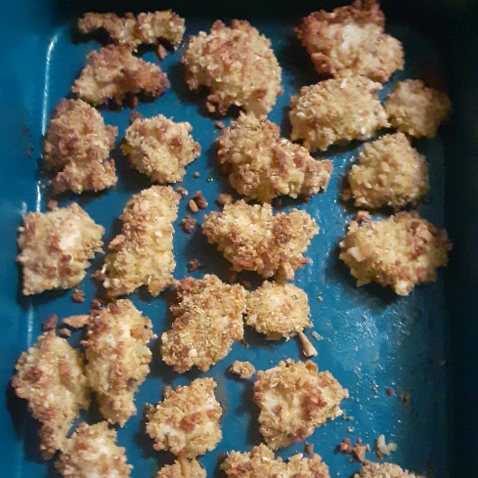 Crixxie's Ranch Chicken Nuggets