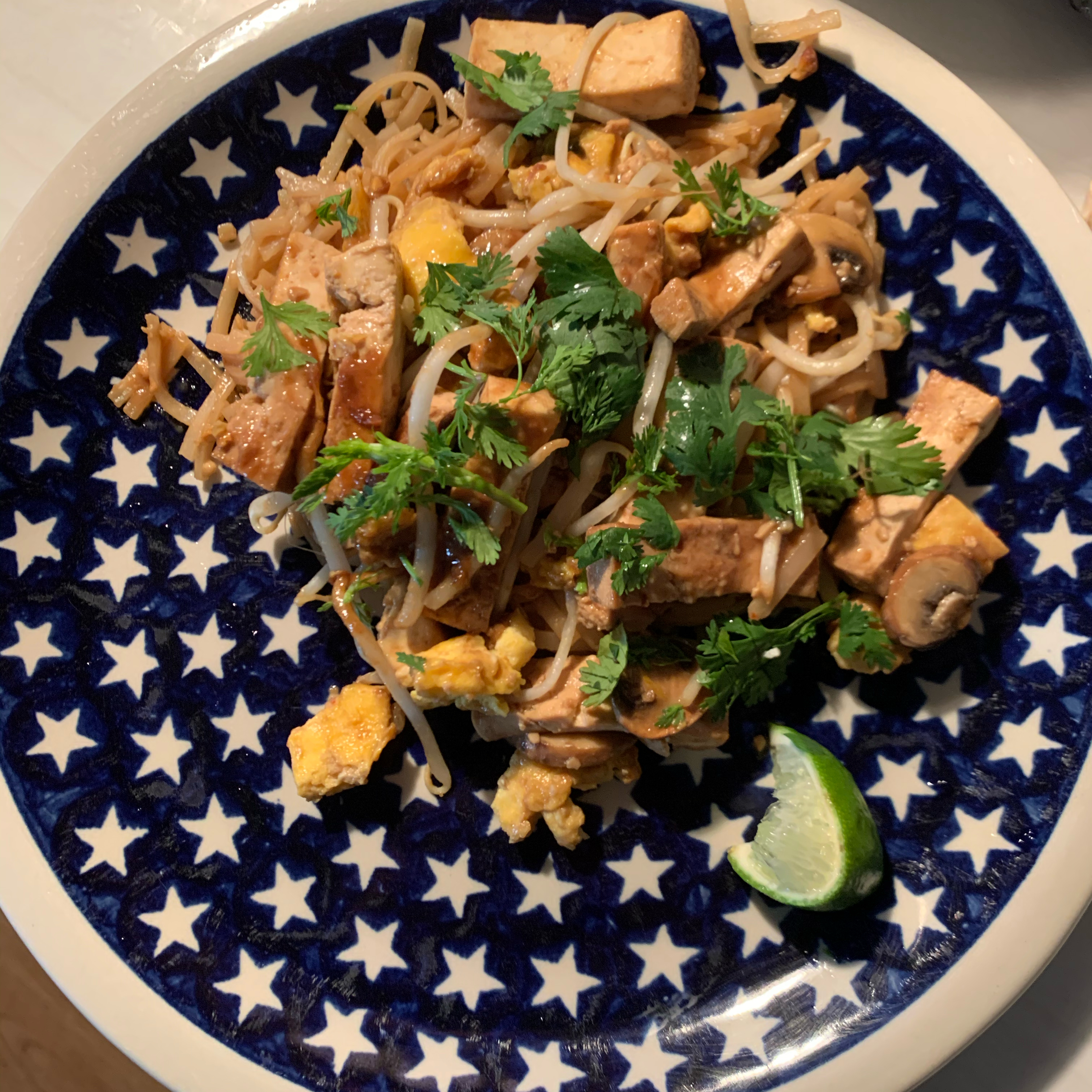 Shirataki Meatless Meat Pad Thai deequeue