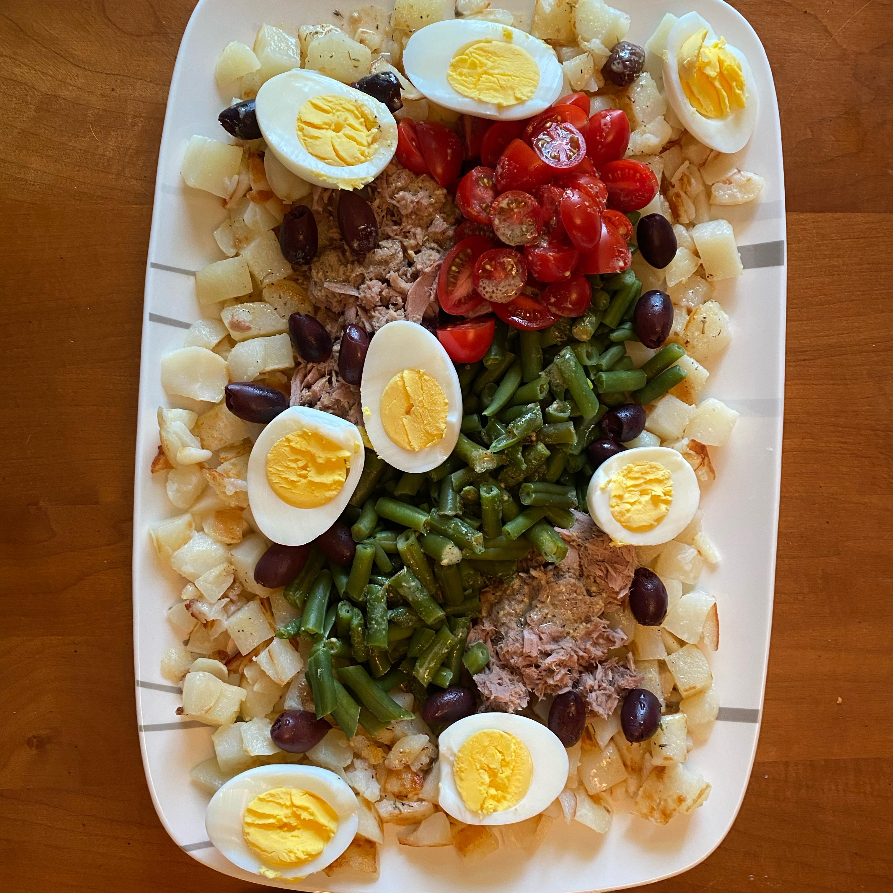 Nicoise Salad NoMarthaS