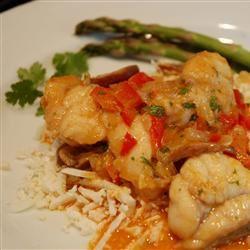 Thai Monkfish Curry cookin'mama