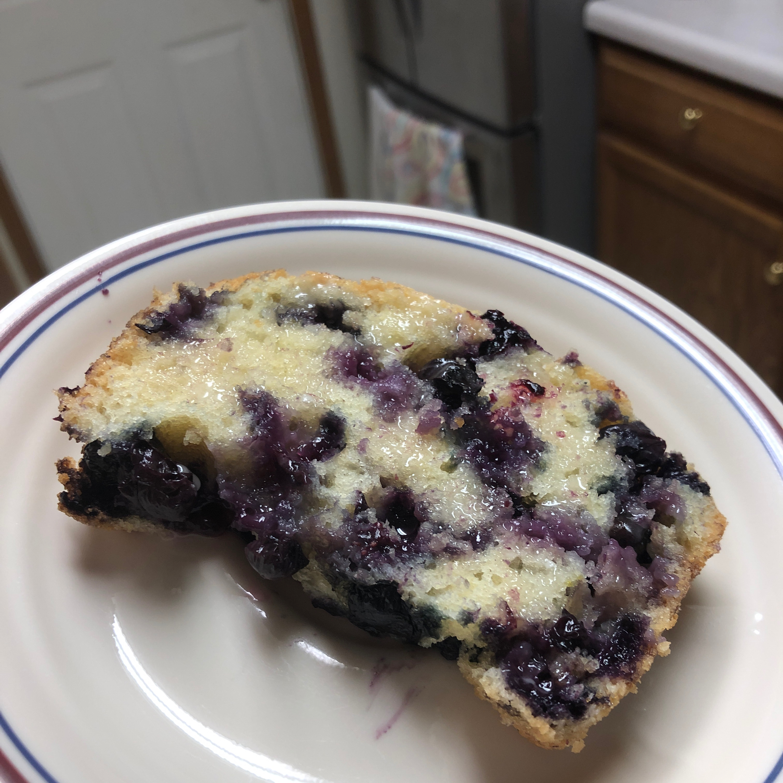 Blueberry Loaf