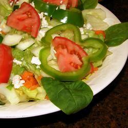 Great Green Salad GodivaGirl