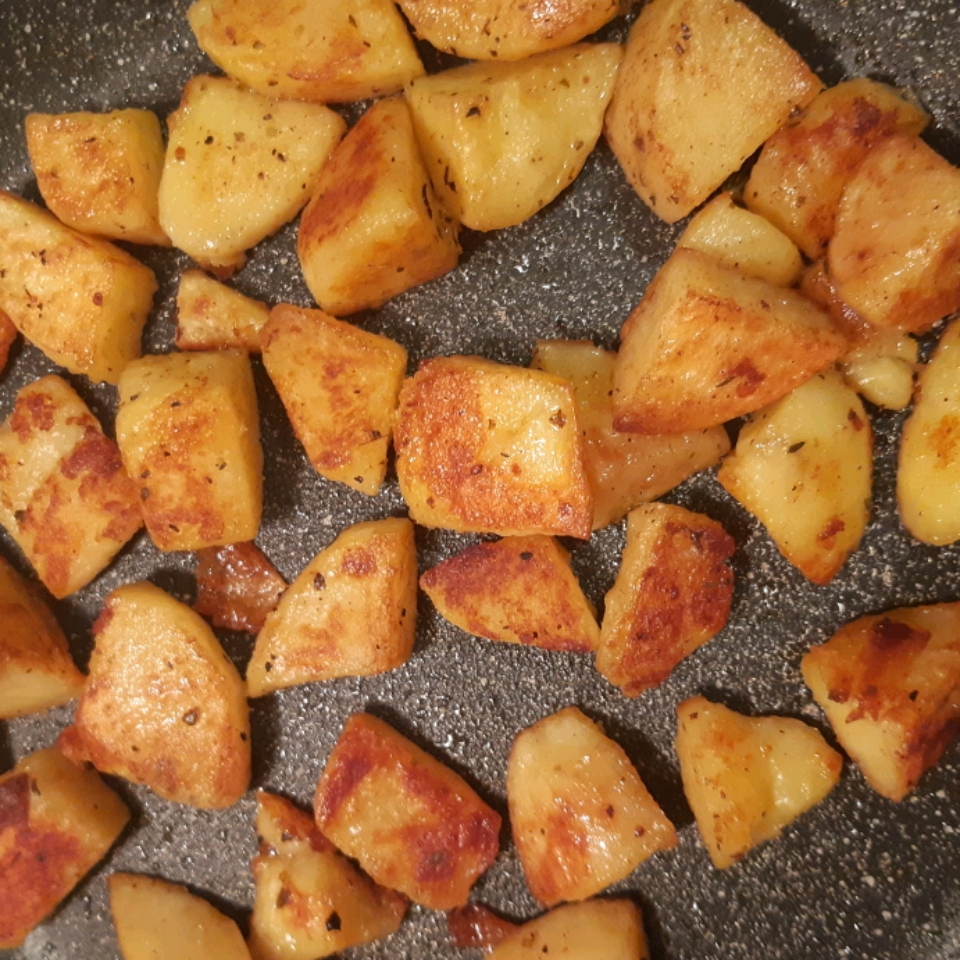 Quick & Crispy Home Fries
