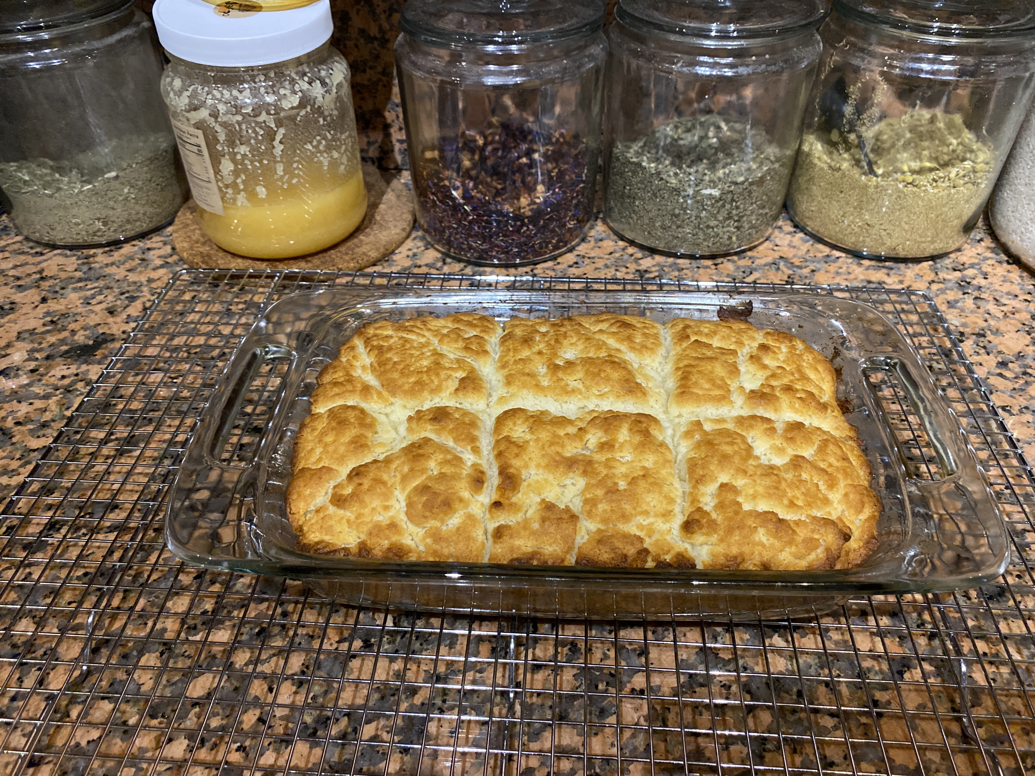 Butter Swim Biscuits Skinnyme