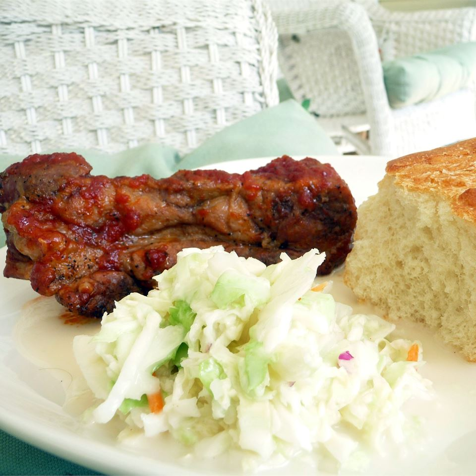 Slow-Cooker Barbecue Ribs Life Tastes Good