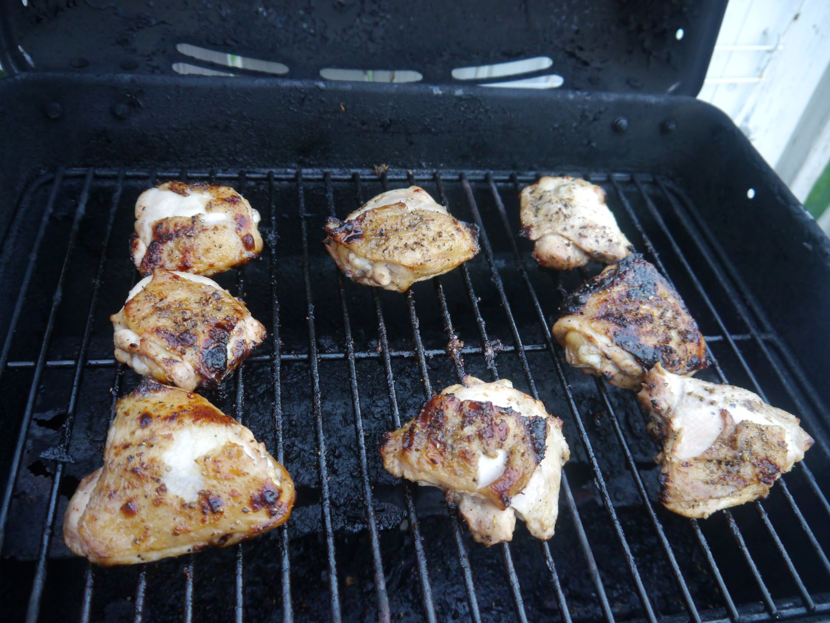 Caesar Grilled Chicken Wings Nancy Taylor
