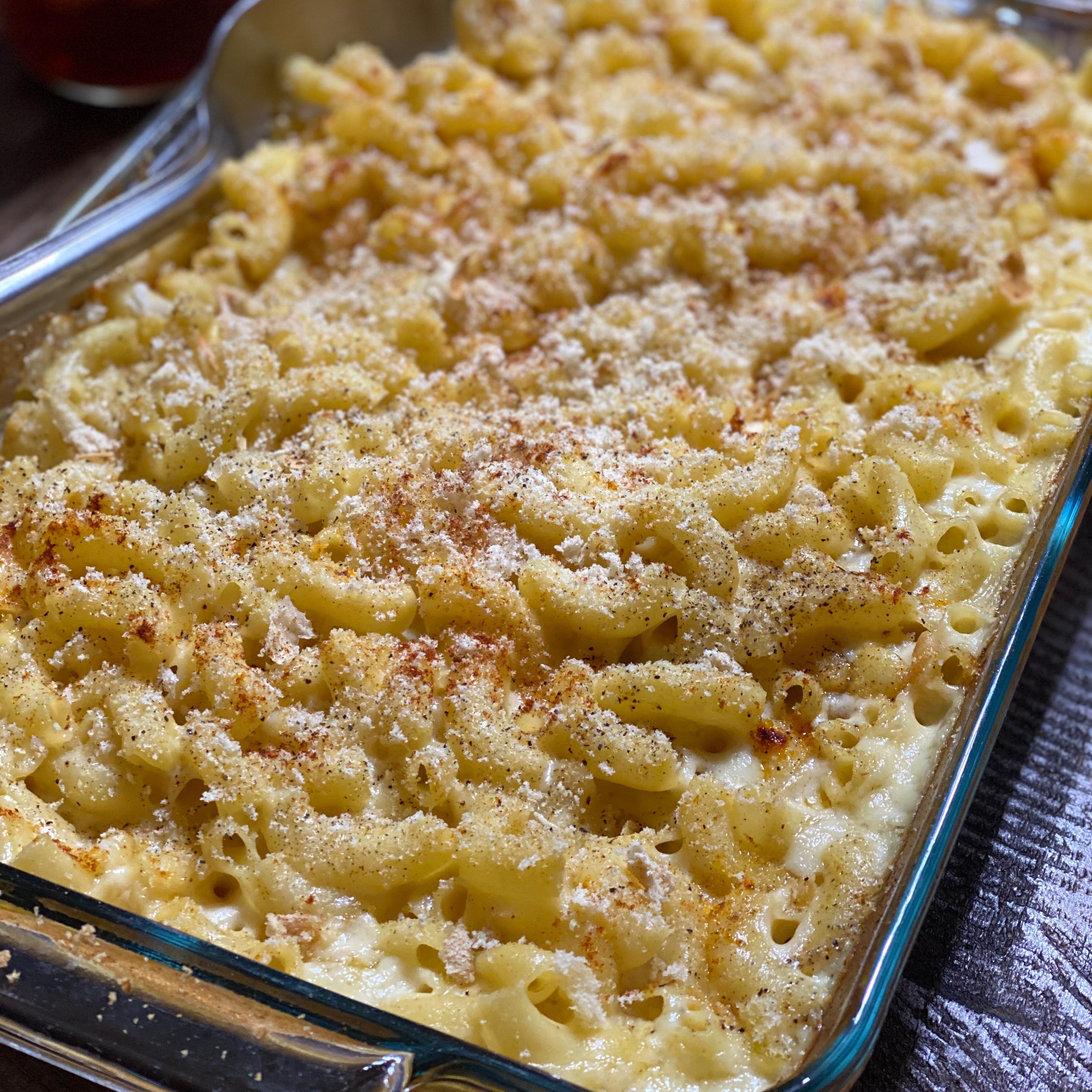 Homemade Macaroni and Cheese Anne Jordan