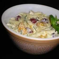 Lemon Mint Pasta Salad gapch1026