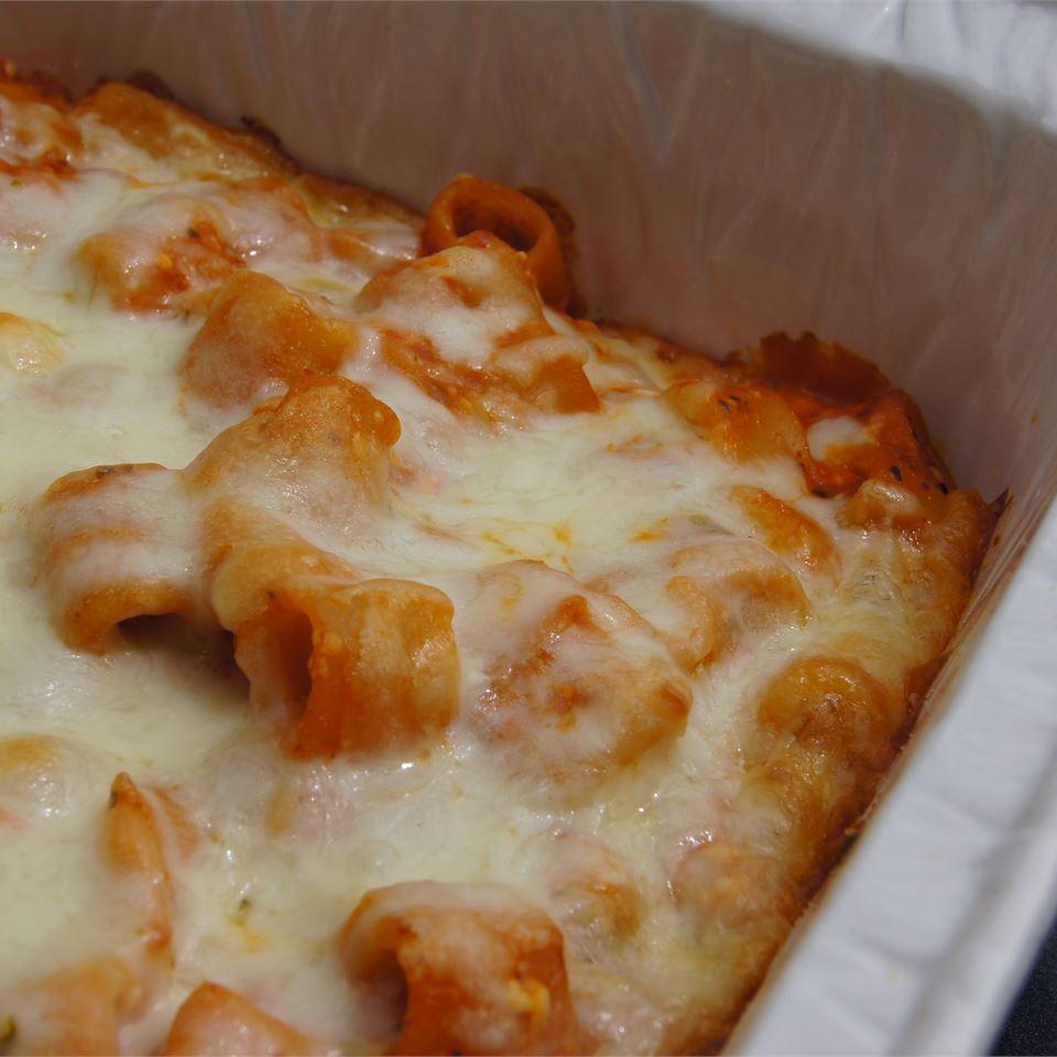 Creamy Baked Ziti