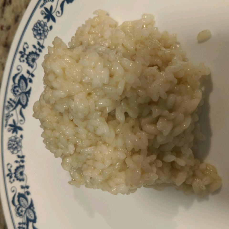 Lemon Thyme Rice Christie Jo Mayo