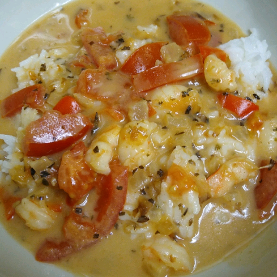 Thai Style Shrimp Barrie H